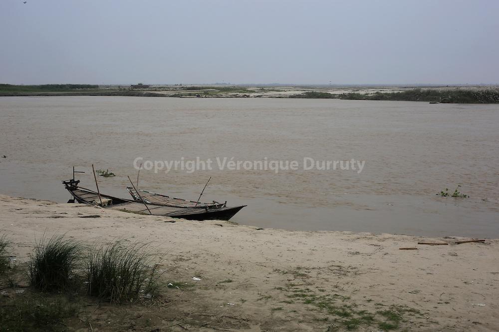 chars of Rajshahi on the Padma river, Bangladesh // Chars de la région de Rajshahi, sur la riviere Padma, Bangladesh