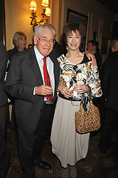STANLEY BAXTER and MAUREEN LIPMAN at the 2008 Oldie of The year Awards and lunch held at Simpsons in The Strand, London on 11th March 2008.<br /><br />NON EXCLUSIVE - WORLD RIGHTS