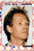 passport identity head and shoulder portrait 1990s