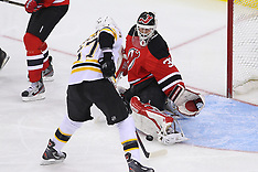 January 19, 2012: Boston Bruins at New Jersey Devils