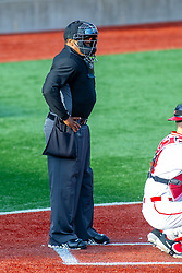 NORMAL, IL - May 01: Wayne Harris during a college baseball game between the ISU Redbirds and the Indiana State Sycamores on May 01 2019 at Duffy Bass Field in Normal, IL. (Photo by Alan Look)