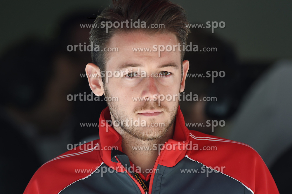 28.02.2015, Circuit de Catalunya, Barcelona, ESP, FIA, Formel 1, Testfahrten, Barcelona, Tag 3, im Bild Ed Hewitt (GBR) AlpineStars Racing Development // during the Formula One Testdrives, day three at the Circuit de Catalunya in Barcelona, Spain on 2015/02/28. EXPA Pictures &copy; 2015, PhotoCredit: EXPA/ Sutton Images/ Mark Images<br /> <br /> *****ATTENTION - for AUT, SLO, CRO, SRB, BIH, MAZ only*****