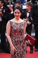 Maudy Koesnadi at the The Coen brother's new film 'Inside Llewyn Davis' red carpet gala screening at the Cannes Film Festival Sunday 19th May 2013