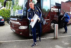 Bristol Rovers manager Graham Coughlan arrives at Highbury Stadium - Mandatory by-line: Matt McNulty/JMP - 27/04/2019 - FOOTBALL - Highbury Stadium - Fleetwood, England - Fleetwood Town v Bristol Rovers - Sky Bet League One