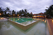 Evason Ana Mandara & Six Senses Spa ? Nha Trang. Beach Restaurant and pool.