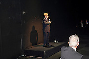 SIR ELTON JOHN, Grey Goose Winter Ball to Benefit the Elton John AIDS Foundation. Battersea park. London. 29 October 2011. <br /> <br />  , -DO NOT ARCHIVE-© Copyright Photograph by Dafydd Jones. 248 Clapham Rd. London SW9 0PZ. Tel 0207 820 0771. www.dafjones.com.
