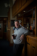 Ian woosnam shot at La Moye GC Jersey, Channel Islands.