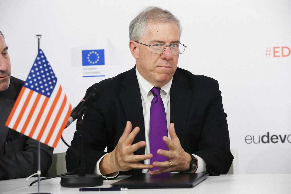 20160615 - Brussels , Belgium - 2016 June 15th - European Development Days - USAID Signature - Eric Postel, Associate Administrator, United States Agency for International Development  © European Union