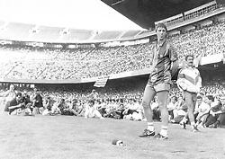 July 22, 1988 - Coach Johan Cruyff of FC Barcelona in Camp Nou on july 22, 1988 in Barcelona, Spain (Credit Image: © Fc Barcelona/Hollandse-Hoogte via ZUMA Press)