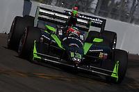 EJ Viso, Indy Car Series