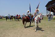 The 2014 Angola Prison Rodeo in Angola, Louisiana on April 26, 2014.