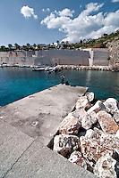 Castro Marina - Salento - Puglia - Porto di Castro Marina. Pescatori.