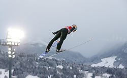 27.12.2014, Schattenbergschanze, Oberstdorf, GER, FIS Ski Sprung Weltcup, 63. Vierschanzentournee, Training, im Bild Thomas Diethart (AUT) //Thomas Diethard of Austria// during practice Jump of 63 rd Four Hills Tournament of FIS Ski Jumping World Cup at the Schattenbergschanze, Oberstdorf, Germany on 2014/12/27. EXPA Pictures © 2014, PhotoCredit: EXPA/ Peter Rinderer