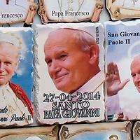 La canonizzazione dei due Papi