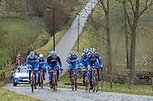 2015.02.25 - Gent - Omloop Het Nieuwsblad training