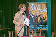 ROTTERDAM, THE NETHERLANDS. 2017, AUGUST 29. Jacques Herb at the press conference of De Oase Bar geeft een Feestje at Walhalla.