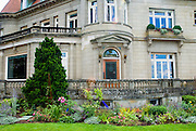 The Pittock Mansion, Portland, Oregon