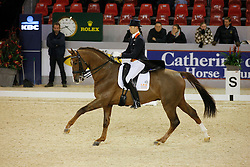 Minderhoud Hans Peter (NED) - IPS Tango<br /> CDI-W Mechelen 2008<br /> Photo © Dirk Caremans