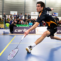 Badminton play-offs finale 2013