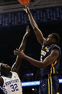 November 17, 2017 - Lexington, Kentucky - Rupp Arena: ETSU center Peter Jurkin (5)<br /> <br /> Image Credit: Dakota Hamilton/ETSU