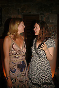 LOUISE DEAN AND JOANNA BRISCOE, LE PRINCE MAURICE PRIZE 2006. PRINCE MAURICE HOTEL. MAURITIUS. 27 May 2006. ONE TIME USE ONLY - DO NOT ARCHIVE  © Copyright Photograph by Dafydd Jones 66 Stockwell Park Rd. London SW9 0DA Tel 020 7733 0108 www.dafjones.com