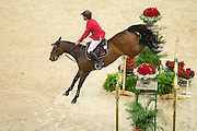 Pius Schwizer - Verdi III<br /> Rolex FEI World Cup Final 2013<br /> © DigiShots