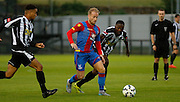 Barry Bannan in action during the Pre-Season Friendly match between Tooting & Mitcham and Crystal Palace at Imperial Fields, Tooting, United Kingdom on 24 July 2015. Photo by Michael Hulf.