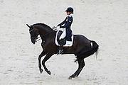 Minna Telde - Santana<br /> Alltech FEI World Equestrian Games™ 2014 - Normandy, France.<br /> © DigiShots