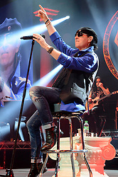 01.05.2014, Lancess Arena, Koeln, GER, Scorpions bei MTV Unplugged, im Bild Klaus Meine // Klaus Meine the Scorpions performs live at MTV Unplugged at the Lancess Arena in Koeln, Germany on 2014/05/01. EXPA Pictures © 2014, PhotoCredit: EXPA/ Newspix/ Oliver Hausen<br /> <br /> *****ATTENTION - for AUT, SLO, CRO, SRB, BIH, MAZ, TUR, SUI, SWE only*****