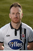 22 February 2016; Stephen O'Donnell, Dundalk FC. Dundalk FC photoshoot. Oriel Park, Dundalk, Co. Louth. Picture credit: Paul Mohan / SPORTSFILE