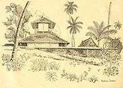 Barbara Sansoni.  Embekke Devale. Kandy