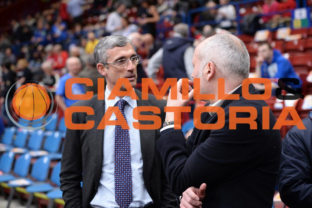 DESCRIZIONE : Milano BEKO Final Eigth  2016<br /> Vanoli Cremona - Dinamo Banco di Sardegna Sassari<br /> GIOCATORE : Fernando Marino<br /> CATEGORIA :  Before Pregame Fair Play Ospite Vip<br /> SQUADRA : Vanoli Cremona<br /> EVENTO : BEKO Final Eight 2016<br /> GARA : Vanoli Cremona - Dinamo Banco di Sardegna Sassari<br /> DATA : 19/02/2016<br /> SPORT : Pallacanestro<br /> AUTORE : Agenzia Ciamillo-Castoria/M.Longo<br /> Galleria : Lega Basket A 2016<br /> Fotonotizia : Milano Final Eight  2015-16 Vanoli Cremona - Dinamo Banco di Sardegna Sassari<br /> Predefinita :