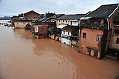 heavy rainfall floods China