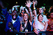 Photos of crowd atmosphere during TIDAL Live at Webster Hall, NYC. September 30, 2015. Copyright © Matthew Eisman. All Rights Reserved