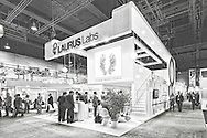 Laurus Labs, Messestand auf der CPhI Messe 2013, gebaut von Axis Designers Germany