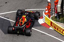 May 24, 2018 - Montecarlo, Monaco - 03 Daniel Ricciardo from Australia with Aston Martin Red Bull Tag Heuer RB14 during the Monaco Formula One Grand Prix  at Monaco on 24th of May, 2018 in Montecarlo, Monaco. (Credit Image: © Xavier Bonilla/NurPhoto via ZUMA Press)