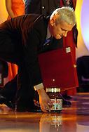 n/z.: Najlepsza druzyna - reprezentacja Polski - Michal Listkiewicz - prezes PZPN , Gala Tygodnika Pilka Nozna , hotel Marriott ,  sezon 2004/2005 , pilka nozna , Polska , Warszawa , 18-12-2004 , fot.: Adam Nurkiewicz / mediasport.pl..The best team - Polish national team - Michal Listkiewicz - president of  PZPN during 2004 Best Player's ceremony of Weekly Pilka Nozna at Marriott Hotel in Warsaw. December 18, 2004 ; season 2004/2005 , football , soccer , Poland , Warsaw ( Photo by Adam Nurkiewicz / mediasport.pl )