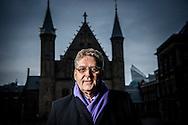 DEN HAAG -  Portet van Henk Krol (50Plus). binnenhof ridderzaal COPYRIGHT ROBIN UTRECHT