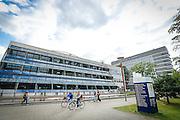 Tilburg University-campus