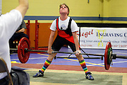Naomi Kutin, 10, is the world-record holder in weightlifting.