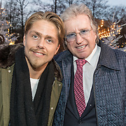 NLD/Kaatsheuvel/20161116 - Clip opname van de Toppers in de Efteling , Dre hazes Jr. en Lee Towers