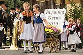Alpabfahrt Kerns 2015