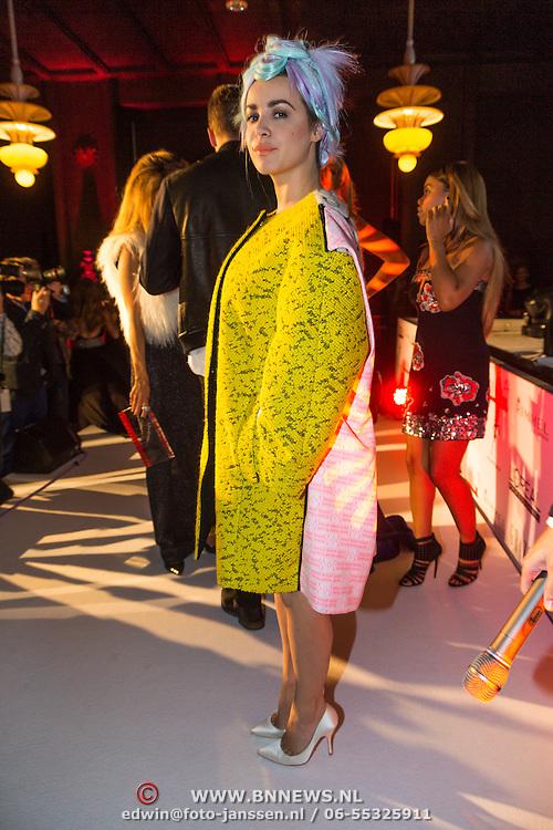 NLD/Amsterdam/20130923 - Grazia Red Carpet Awards 2013, Victoria Koblenko