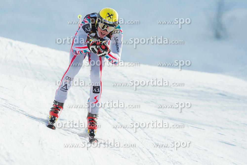HACKER Pirmin  of Austria during Men's Super Combined Slovenian National Championship 2014, on April 1, 2014 in Krvavec, Slovenia. Photo by Vid Ponikvar / Sportida