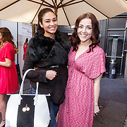 NLD/Amsterdam/20150408 - Launch Beautygloss by JOSH V dresses #BGxJV, Tatjana Maul en Mascha Feoktistova