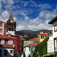 Europe, Portugal, Madeira. Funchal, Madiera.