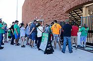 June 10, 2017: OKC Energy FC plays San Antonio FC in a USL game at Taft Stadium in Oklahoma City, Oklahoma.