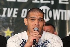 February 9, 2011: Strikeforce Heavyweight Grand Prix Final Presser