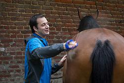 De Croo Alexander (BEL)<br /> Stal De Croo - Michelbeke 2012<br /> © Dirk Caremans