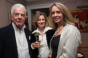 NICKY HASLAM; SABRINA GUINNESS, Dinner to celebrate the opening of Pace London at  members club 6 Burlington Gdns. The dinner followed the Private View of the exhibition Rothko/Sugimoto: Dark Paintings and Seascapes.